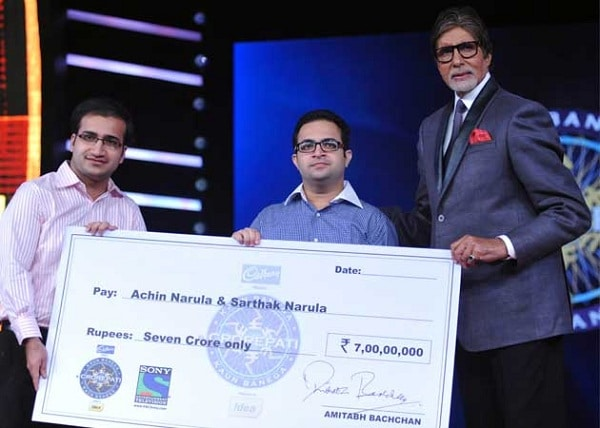 Aircel Lottery Winners 2020