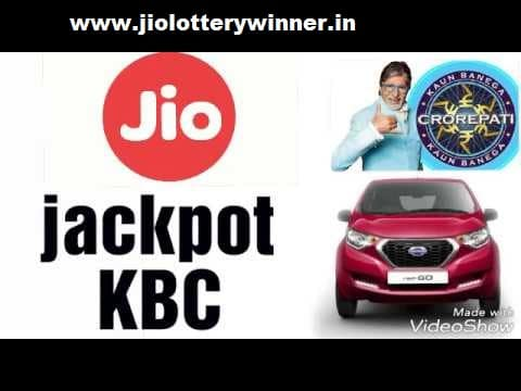 Jio Lottery Winning Numbers